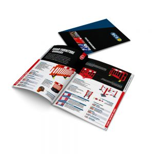 BCS catalogue design and print