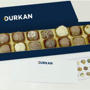Durkan Promotional Branding