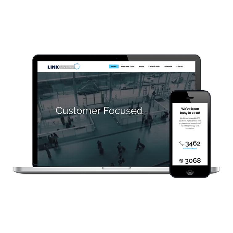 LinkCCTV-website-design