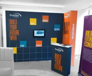 Frontier Exhibition Stand Design & Build
