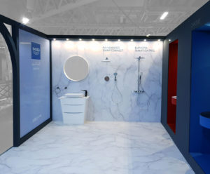 Grohe Exhibition Design & Build