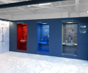 Grohe Exhibition Design & Build